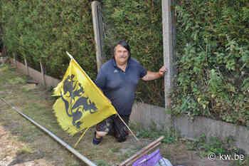 Sympathisant Vlaams Belang voor de vierde keer geviseerd en bestolen