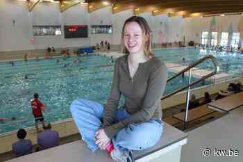 Zwemster Indra Vandenbussche trekt naar de VS