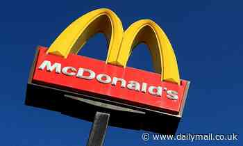 McDonald's is testing delivering takeaways to customer's CARS to avoid long drive-thru queues