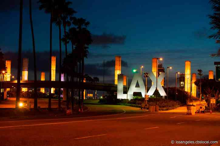 LAX Construction Means Nightly Roadway Detours