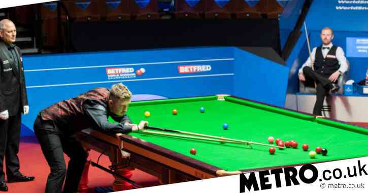 'One of the best ever' Kyren Wilson reacts to beating Anthony McGill in World Snooker Championship classic