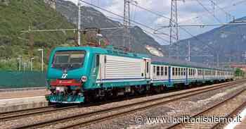 Incendio sulla Roma-Napoli, treni in tilt - Cronaca - la Città di Salerno
