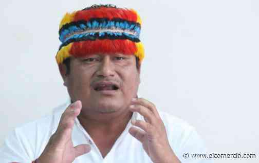 Dirigentes de la Conaie amenazan con aplicar justicia indígena a sus pares de Pachakutik si no amplían el padrón de las primarias