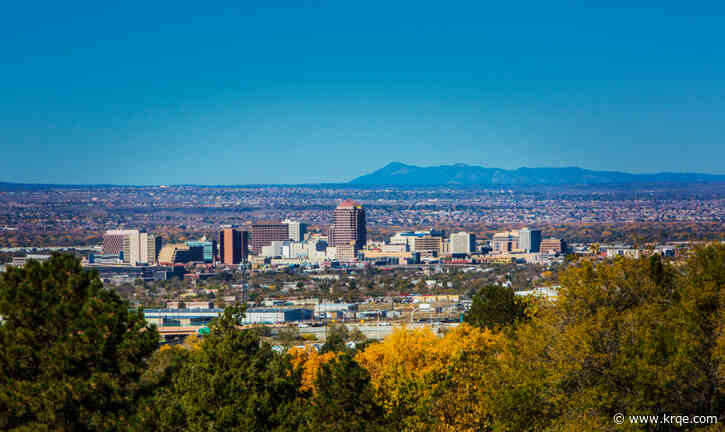 Albuquerque one step closer to potentially being home for U.S. Space Command