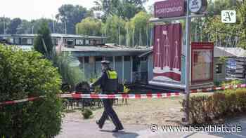 Hamburg: Feuer im Promi-Restaurant Portonovo: So groß ist der Schaden