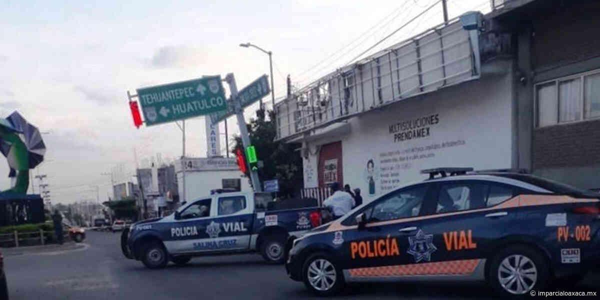 Semáforos obsoletos en Salina Cruz, un peligro latente - El Imparcial de Oaxaca