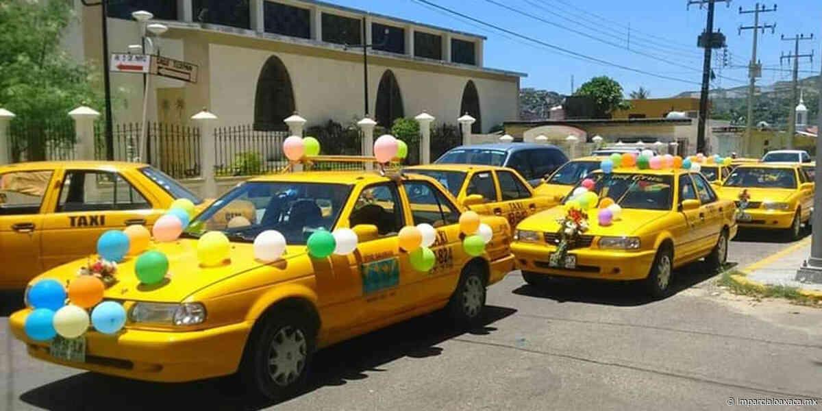 Taxistas de Salina Cruz, entre ejecuciones y accidentes - El Imparcial de Oaxaca