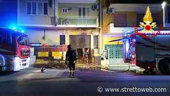 Messina: ferramenta incendiato a Giampilieri nella notte [FOTO] - Stretto web