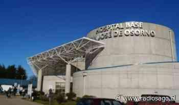 Ocho muertes registra el Hospital de Osorno tras el brote de coronavirus: Aún hay 50 funcionarios con casos activos - Radio Sago