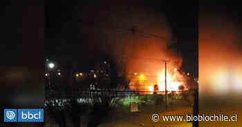 Mujer muere en incendio que afectó a casona en población de Osorno - BioBioChile
