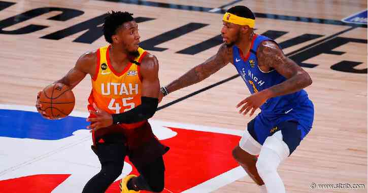 Gordon Monson: Donovan Mitchell's words already are echoing through the Jazz-Nuggets playoff series