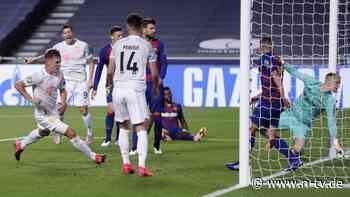 Im Torrausch ins CL-Halbfinale: Unglaubliche Bayern machen Barça lächerlich