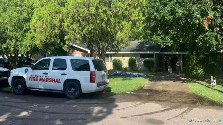 Elderly man dies after neighbor pulls him from burning home in St. Charles Parish