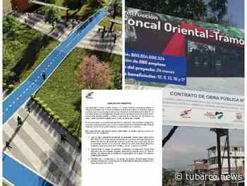 Troncal Oriental del MIO, un proyecto que continúa generando quejas de la comunidad - TuBarco