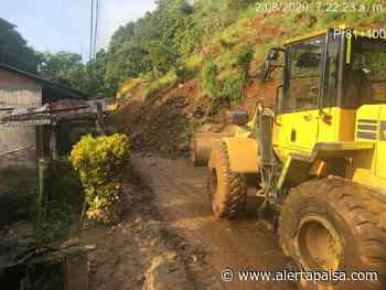 Troncal a la Costa Caribe completó tres días cerrada por un derrumbe - Alerta Paisa