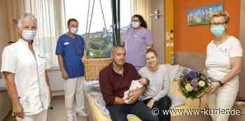 DRK Krankenhaus in Hachenburg: 500. Geburt des Jahres - stabile Geburtenzahlen trotz Corona - WW-Kurier - Internetzeitung für den Westerwaldkreis