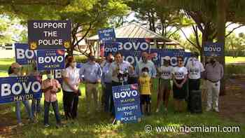 Marco Rubio Endorses Steve Bovo in Miami-Dade Mayor's Race
