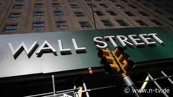 Curevac explodiert zum Debüt: Konjunkturpessimismus trübt Wall Street