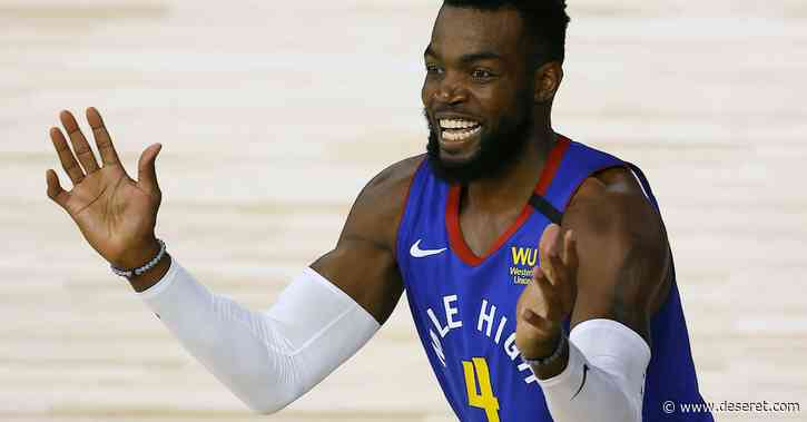 Former Utah Jazz forward Paul Millsap still producing, leading at a high level for Denver Nuggets