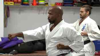 Local Karate Instructor Hopes to Help Others Emotionally During Pandemic