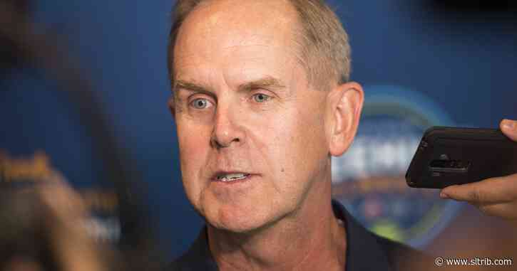 BYU AD Tom Holmoe is giving players not just hope for a football season, but a way to navigate the pandemic