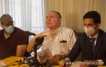 Defensa de Bucaram anuncia denuncias contra el Estado y una televisora por allanamiento y detención en Guayaquil