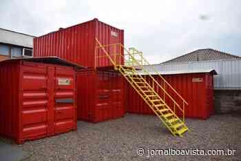 Funrebom proporciona conjunto de treinamento de combate a incêndio - Jornal Boa Vista