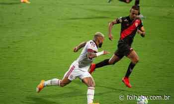 Atlético-GO supera Flamengo, que continua sem pontuar - Folha de Boa Vista