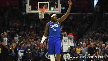 Montrezl Harrell expected to clear quarantine in time to play Game 1 of Clippers-Mavericks, per report