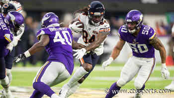 Bears have Cordarrelle Patterson attending running back instead of receiver meetings, per report