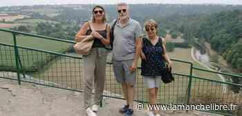 Brectouville. + 130 % de visites sur le site des Roches de Ham en juillet ! - la Manche Libre