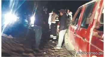 Áncash: Banda asalta siete vehículos en Coishco - Diario Correo
