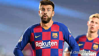 Gerard Pique on Barcelona's 8-2 horror loss vs. Bayern Munich: 'The club needs changes'