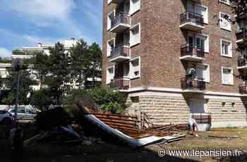 Bourg-la-Reine : «Le toit est passé au-dessus de nos têtes et s'est écrasé à côté de nous» - Le Parisien