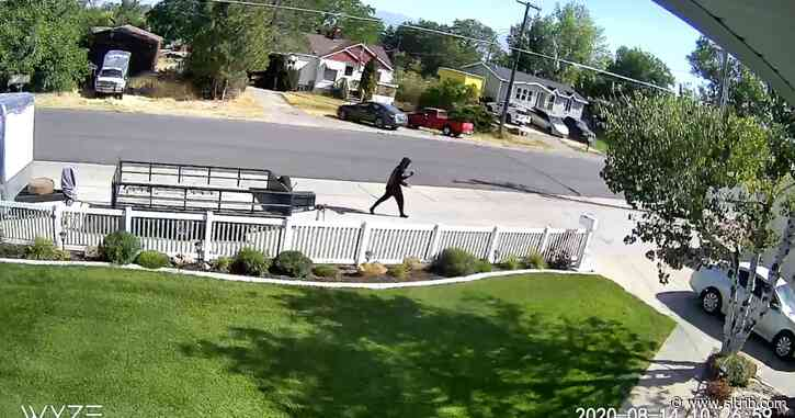 Payson police looking for man who hit someone with a sledgehammer, then punched kids in a day care