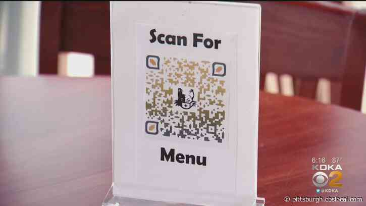 QR Codes Are Everywhere As The Coronavirus Pandemic Forces Businesses To Adapt