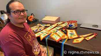 'I was in disbelief': Regina man reunited with stolen powwow regalia two years later