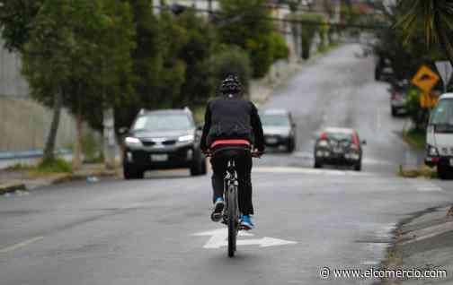 Testimonio de inseguridad en Quito: 'A los delincuentes se les apagó el carro y no alcanzaron a robarme la bicicleta'