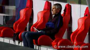 Barcelona fire manager Quique Setien after 8-2 Champions League loss to Bayern Munich