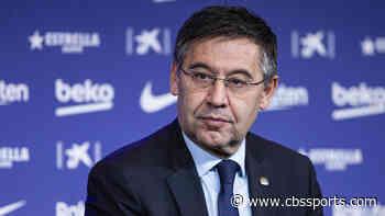 Barcelona president Bartomeu calls 8-2 loss to Bayern a 'disaster,' hints at changes after Setien firing