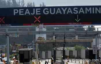 Ocho claves para evitar sanciones al usar el peaje de Túnel Guayasamín