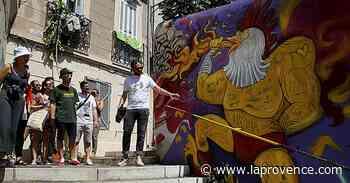 Marseille : street art tour et initiation au graff au Panier - La Provence