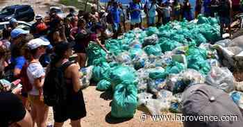 Marseille : grand nettoyage des Catalans - La Provence