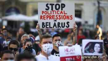 UE dá luz verde para sanções contra Belarus - DW (Brasil)