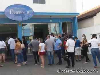 Clientes compram 3 mil picolés para ajudar sorveteiro que teve luz cortada - Gazetaweb.com