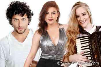 Jesus Luz, Ana Lélia e Bia Socek unem talentos no hit My Life: ouça - Metrópoles