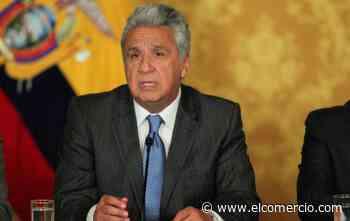 El presidente Moreno renovó el estado de excepción por 30 días