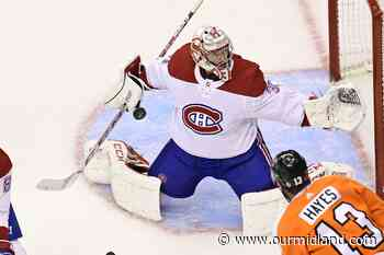 Tatar, Kotkaniemi scores twice, Canadiens rout Flyers 5-0 - Midland Daily News
