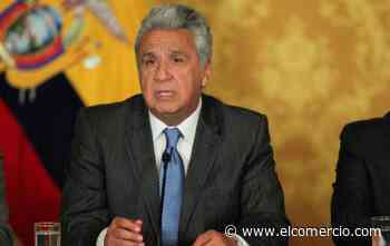 Lenín Moreno amplia estado de excepción en Ecuador por covid-19