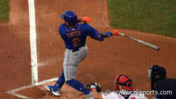 Mets' Dominic Smith homers in third straight game Friday, capitalizing on Yoenis Cespedes opt-out